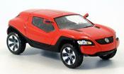 Volkswagen Concept concept t red detroit motor show 2004