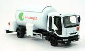 Renault Midlum miniature antargaz gas tankwagen