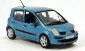 Renault Modus miniature turkis 2004