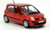 Renault Modus miniature rouge 2004