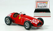 Ferrari 500 F2 no. 102 sieger deutschland a. ascari 1952