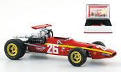 Ferrari 312 F1 no.26 sieger frankreich jacky ickx 1968