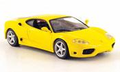 Ferrari 360 Modena  jaune IXO