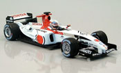 Honda F1   BAR T. Sato British GP 2004 Minichamps