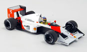 Honda F1 miniature Mc Laren MP4 5 T. Sato Montegi 2002