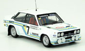 Fiat 131 Abarth Waldegaard Thoszelius Monte Carlo