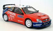 Citroen Xsara WRC 2004 no.3 s.loeb/d.elena tour de corse