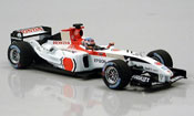 Honda F1 miniature BAR 006 T.Sato GP Japan 2004