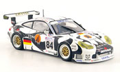 Porsche 996 GT3 RS LM Burgess Colin Bagnal  2004