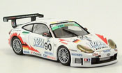Porsche 996 GT3 RS Spa Ickx Rabineau Liddell  2004