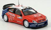 Citroen Xsara WRC 2004 sainz martin sieger argentine