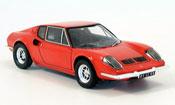 Ligier JS2 miniature rouge 1972
