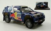 Volkswagen Touareg miniature rallye dakar gordon zitzewitz 2005