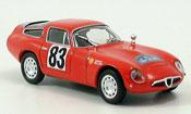 Alfa Romeo TZ1 no.83 roland augia rally alpen 1964