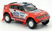 Mitsubishi Pajero Evolution miniature No. 203 2004