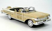 Turnpike cruiser pace car 1957
