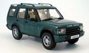 Land Rover Discovery verde 2004