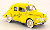 Renault 4CV   michelin 1954 Solido