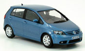 Volkswagen Golf V  plus blue 2005 Minichamps