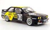 Bmw M3 E30 DTM sieger nurburgring thim 1988 Minichamps