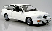 Ford Sierra Cosworth RS  white 1988 Minichamps