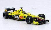 Honda F1 miniature Jordan Mugen EJ 11 Frentzen 2001