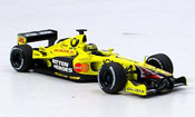 Honda F1 Jordan Mugen EJ 11 Frentzen 2001