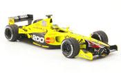 Honda F1 miniature Jordan Mugen EJ 11 Alesi 200. GP 2001