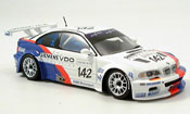 Bmw M3 E46 GTR Spa Muller Muller Stuck 2004 Minichamps 1/43