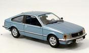 Opel Monza blue 1980