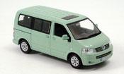 Volkswagen Combi t5 multivan green 2003