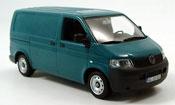 Volkswagen Combi t5 transporter green 2003