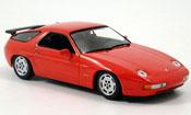 Porsche 928 1991 S4 rosso