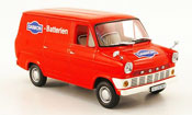 Ford Transit   Daimon Batterien 1965 Minichamps 1/43
