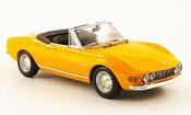 Fiat Dino Spider  giallo 1972