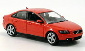 Volvo S40 red 2003