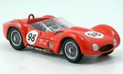 Maserati Tipo 61 riverside gp 1. shelby 1960