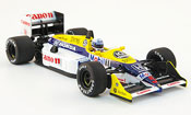 Honda F1 miniature Williams FW 11 B No.5 Canon GP Australien 1987