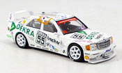 Mercedes 190 E  2.3 No.55 Manthey Nurburgring DTM 1992 Minichamps