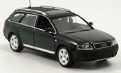 Audi A6 Allroad Quattro   verde 2001