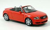 Audi TT Roadster red 1999