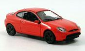 Ford Puma miniature rouge 1996