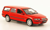 Volvo V70 miniature rouge 2000