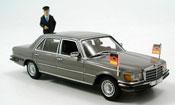 Mercedes 350 miniature SEL Helmut Schmidt