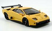 Lamborghini Diablo GTR  jaune Kyosho