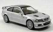 Bmw M3 E46 GTR grey Strassenversion Kyosho