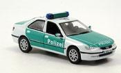 Peugeot 406 miniature police