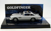 Aston Martin DB5 miniature goldfinger james bond collection