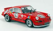 Porsche 911 RSR Carrera 2.8 No.63 GELO 24H Le Mans 1973