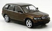 Bmw X5 E53 verde 1999